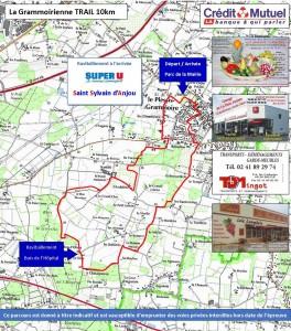 10 km 2016